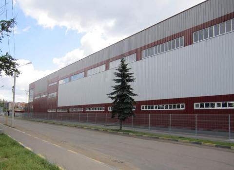Ответственное хранение на складе класса А от 500 паллет по Дмитровскому шоссе с ЖД веткой (Лобня)
