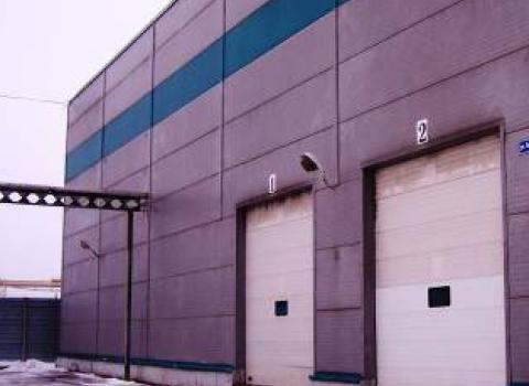 Аренда склада класса Б 4500м2 на Дмитровском шоссе (Складской комплекс Лобня)