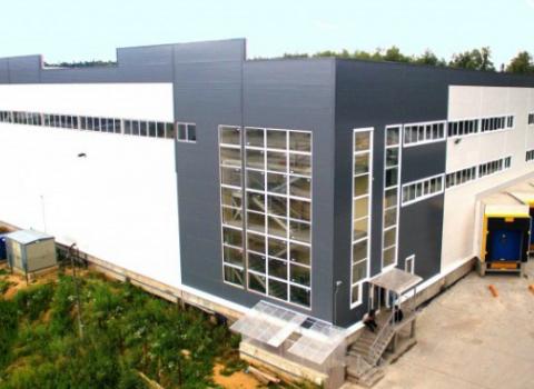 Продажа склада класса А 9570м2 на Ленинградском шоссе (СК Шеринвест)