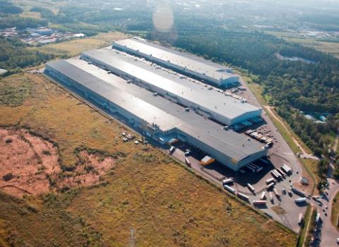 Аренда склада класса А от 4600 до 10500 м2 на Ярославском шоссе (Логопарк Пушкино)