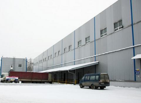 Ответственное хранение товаров на складе класса Б 3000м2 на Осташковском шоссе (СК Меридиан)