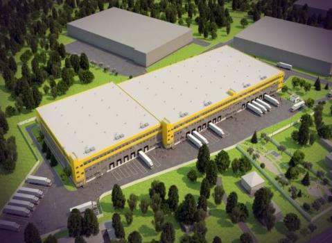 Аренда склада класса А от 3000 м2 на Новорязанском шоссе (СК Томилино Часовня)