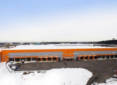 Аренда или продажа логистического центра класса Б от 15000м2 по Ленинградскому шоссе (СК Грюнштадт)