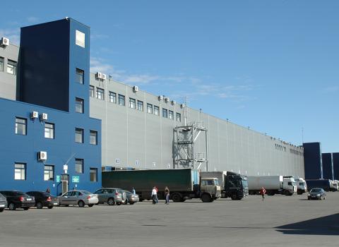 Аренда логистического центра класса А от 3000 до 50000 м2 на Киевском шоссе (ЛП Крекшино)