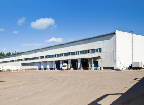 Снять склад класса Б 28000 м2 на Минском шоссе (СК Голицино)