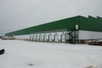 Аренда склада класса Б+ 11000м2 (со стеллажами) на Калужском шоссе (Ботаково)