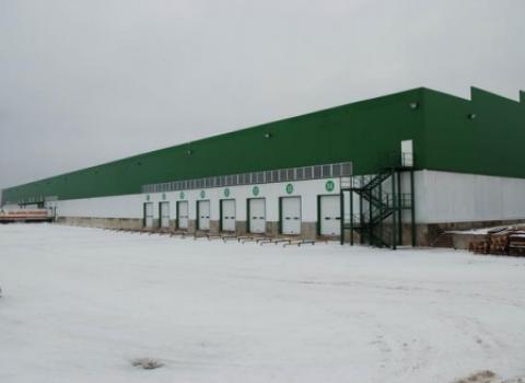 Снять склад класса Б+ 11000м2 (со стеллажами) на Калужском шоссе (Ботаково)