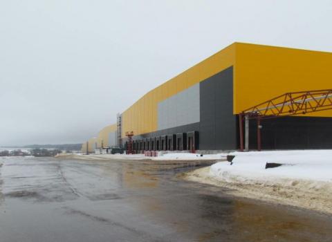 Купить логистический центр класса А от 10000 до 50000 м2 на Киевском шоссе (Внуково 2)