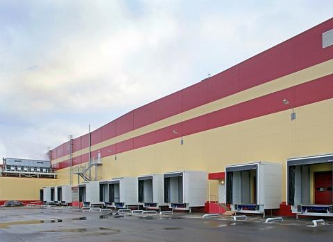 Ответственное хранение в мультитемпературном складе площадью 7000м2 в  Москве