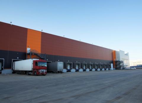 Купить склад класса А от 4000 до 20000м2 на Симферопольском шоссе (ЛП Сынково)