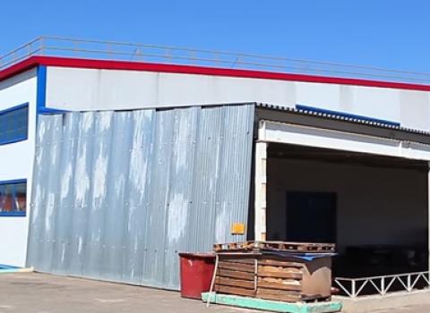 Купить склад класса Б 11500 м2 на Каширском шоссе (ДМД Логистик)