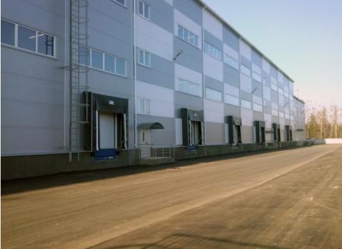 Аренда складского комплекса класса А от 5000 до 15000м2 на Минском шоссе (Часцы)
