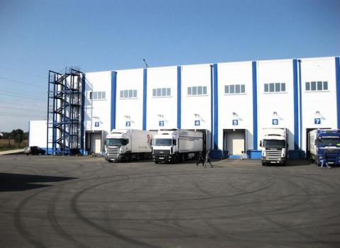Ответственное хранение заморозки на складе класса А 2800м2 (от -18 до -24С) на Ленинградском шоссе